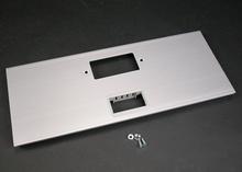AL5200 Large Multi-Channel Raceway GFCI and 2A Mini Adapter Cover Plate