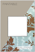 adorne® Custom One-Gang Screwless Wall Plate - White Trim
