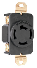 20 Amp Non-NEMA Single Receptacle