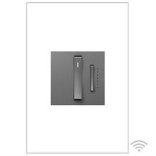 Whisper™ Wi-Fi Ready Remote Dimmer Switch, Magnesium