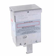 Double Pole, Single Phase AC Manual Motor Controller