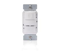 PIR Dimmable Wall Switch Sensor, Universal, 120V, Ivory, USA