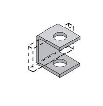 1R-A839-01-BK  RUNWAY SIDE RAIL SUPPORT BRACKET 1/2'' OR 5/8''- EA