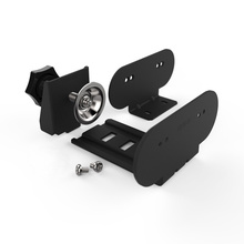 Desktop Power Center Slim Mounting Accessories Black