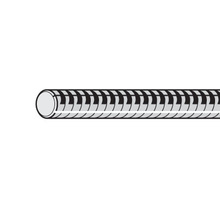 DS-0256-12-ZN 1/2'' x 12' THREADED ROD
