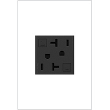 adorne® 20A Tamper-Resistant Self-Test GFCI Outlet