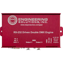 DMX RS232 GATEWAY - SUPPORTS 64 DEVICES