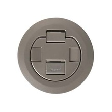 4AT Evolution™ Poke-Thru Device-Unwired- Aluminum