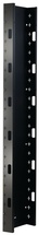 MM20 End Panel - for MM20706 channel rack behind a MM20VMD706 manager - Black