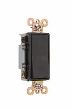 Specification Grade Decorator Switch, Black