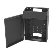 4RU Vertical Wall-Mount Cabinet - Split Door - 36 in H