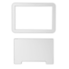 9-in Dual-Purpose Enclosure Trim Ring and Cover - REPLACEMENT ONLY