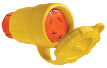 SteriGuard™ Turnlock Connector 30A, 125V
