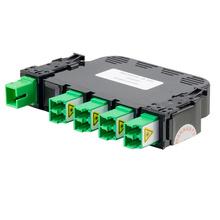 1X8 1 SC TO 8 LCPOL FIBER SPLITTER- OS2 HDCA CASSETTE- SC/APC