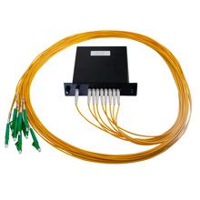 M2 1X8 POL SPLITTER- LC/APC CONNECTORS- 2M PIGTAILS