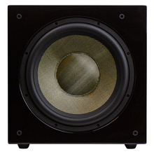 "NUVO 12"" SUBWOOFER - GLOSS BLACK"
