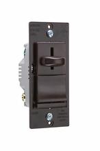 LS Series Low-Voltage Slide Dimmer, Brown