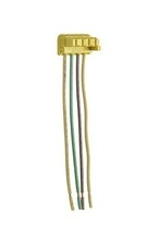 PlugTail® Switch Right Angle with WAGO Connector 4-Wire, 6'' Stranded THHN12 for 277V Applications