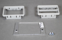 525 Series Communication Device Faceplate