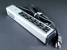 Plug-In Outlet Center Unit / 120V/15A/6 O/L /6' cord