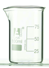 Beaker, 100 ml (12 Pack)