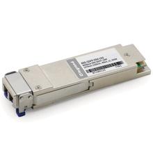 Brocade® 40G-QSFP-ER4 Compatible 40GBase-ER4 QSFP+ Transceiver Module with Digital Optical Monitoring