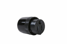 Medium-Duty Dead Front Connector, Black