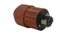 30 Amp Power Interrupting Plug, Non-Metallic