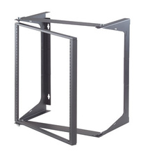 Swing-EZ Wall Rack -  Black -  12.00 in D