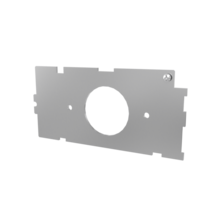 RFBA Single Device Plate - 1.39 In.