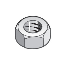 #12-24 Hex Nut-EZ (100 PCS)