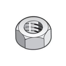 #12-24 Hex Nut-EZ (100 PCS)