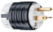 STR BLD PLUG 3W 20A 250V B&W PS5466X