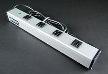 Plug-In Outlet Center Unit / 120V/15A/4 O/L /6' cord