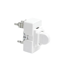 Momentary Contact Switch, White