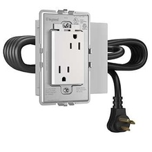 Furniture Power, Outlet, White