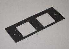 OFR Series Overfloor Raceway Extron MAAP Device Plate