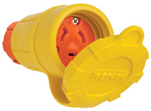 SteriGuard™ Turnlock Connector 20A, 277V