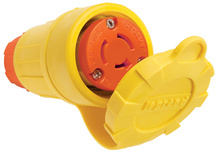 SteriGuard™ Turnlock Connector 20A, 125/250V