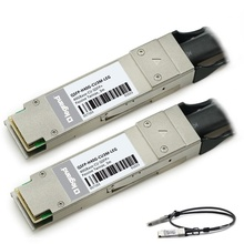 Cisco® QSFP-H40G-CU3M Compatible 40GBase-CU QSFP+ to QSFP+ Passive Direct Attach Cable