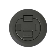 4IN COVER ASSEMBLY FLUSH GY
