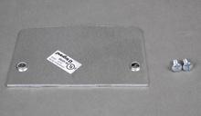 525 Series Blank Faceplate, 500B