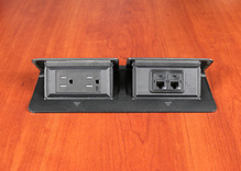 Cord Ended deQuorum™ Dual Flip-Up Unit