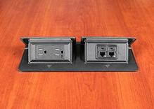 Cord Ended deQuorum™ Dual Flip-Up Unit