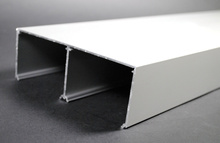 Wiremold ALA4800 Series Dual Compartment Raceway Base