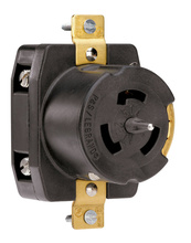 California Standard 4 Wire Receptacle