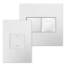 Coming Soon:  adorne Smart Switch Starter Kit with Gateway and Home Away Wireless Smart Switch with Netatmo White