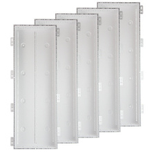 PLASTIC 42 IN ENCL NO  COVER (5PK)