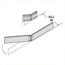 Horizontal Adjustable Splice Plate