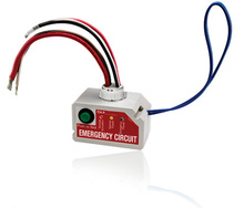 Emergency Lighting Control Uni t for KO mounting